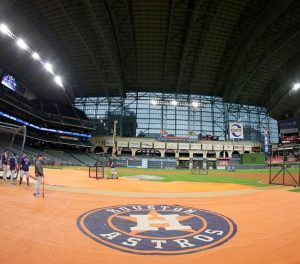Dugout Paramedic Sues Houston Astros